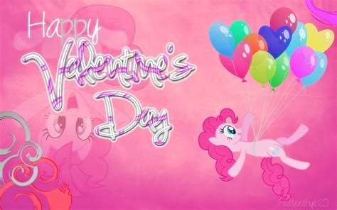 my pony valentines happy s day pinkie pie wallpaper by