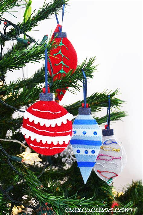 felt shingle tree diy christmas decorations kids will diy felt christmas tree ornaments for kids from repurposed