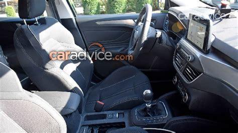 focus interni nuova ford focus st 2019 prime immagini per interni e