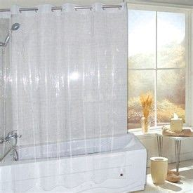 clear vinyl shower curtains designs 1000 images about hookless shower curtain on pinterest