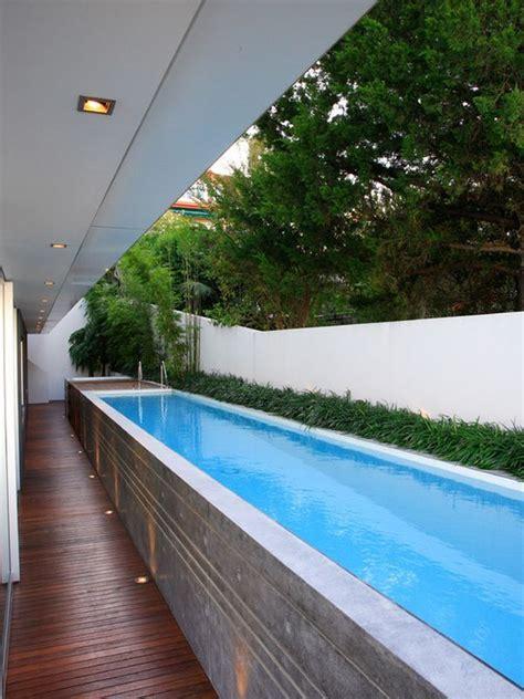 outdoor lap pool best 25 lap pools ideas on pinterest backyard lap pools