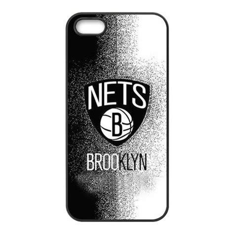 Nba Basket Logo Iphone 5 Custom custom nba basketball nets bklyn logo cool unique for
