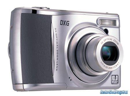 dxg 110, cámara económica de 10 megapíxeles   gizmos