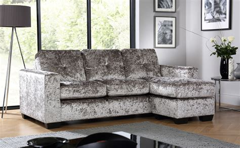 decorating homes with crushed velvet sofa ticketybu