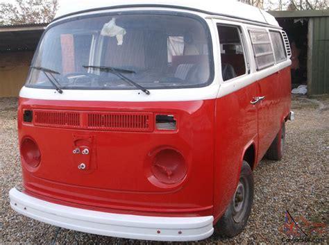 van volkswagen vintage volkswagen cer van classic no rust project westfalia