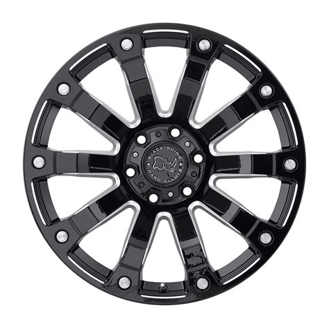 wheels truck selkirk truck rims by black rhino