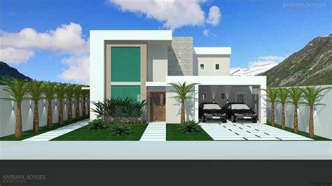 projeto de casa barbara borges projetos 3d