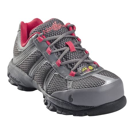 athletic toe shoes nautilus s steel toe esd athletic safety shoe n1393