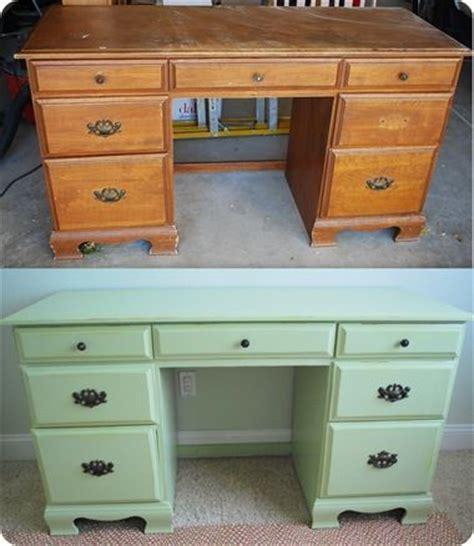desk painting ideas 25 best painted desks ideas on pinterest refinished