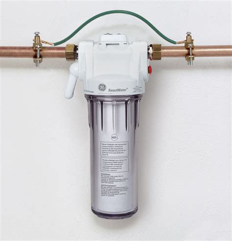 single sump whole home filtration system gxwh20s ge