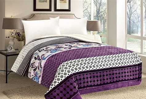 purple and black bedding black and purple comforter bedding ease bedding with style