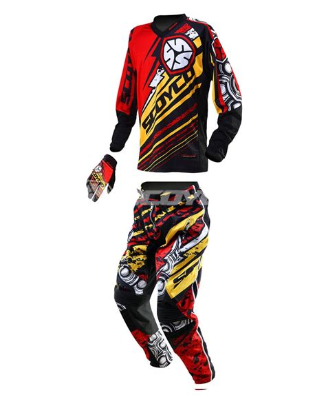 Motocross Gear T200 Motocross Gear Sets Scoyco Let S