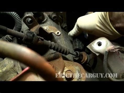 how to adjust a cable operated clutch, honda