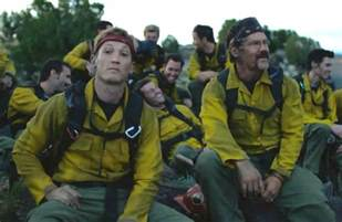 Jeff Bridges House trailer only the brave can prevent forest fires