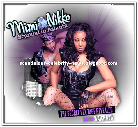 Meme And Nikko Sex Tape - mimi faust and boyfriend nikko smith sextape in atlanta