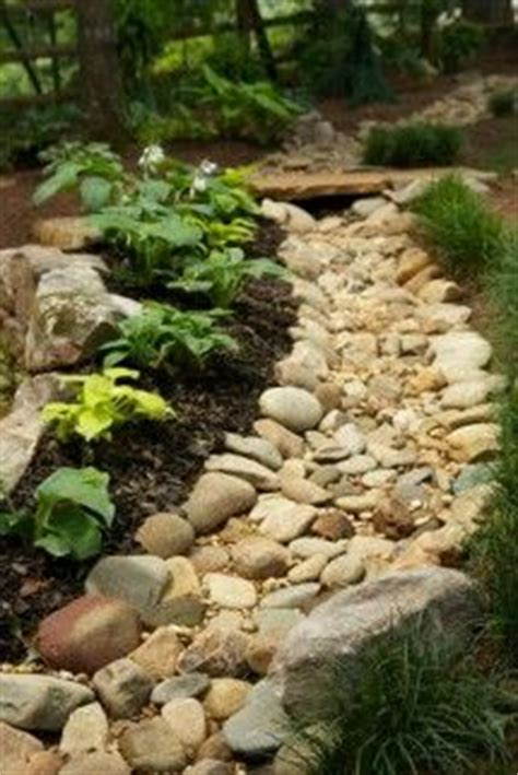 1000 images about creek bed drain on