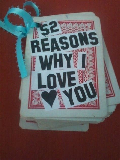 52 reasons why i you deck of cards template 52 reasons why i you crafts
