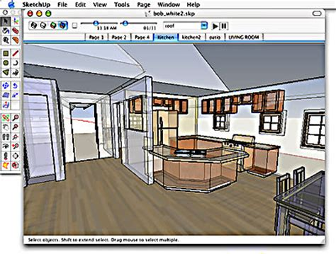 Free Floor Plan Drawing Tool Dip Into Sketchup For Easy 3d Creativepro Com