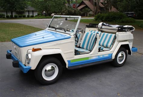 1974 volkswagen thing type 181 acapulco edition 1974 volkswagen type 181 thing for sale