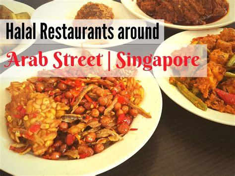 10 halal restaurants around arab street that you should try