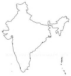 India Map Outline by India Outline Map Jpg 1500 215 1612 Decline Of European
