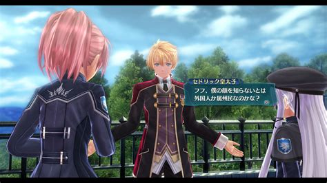 trail cold steel the legend of heroes trails of cold steel characters