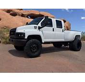 Chevrolet Other Pickups Topkick Kodiak Hummer H1 C