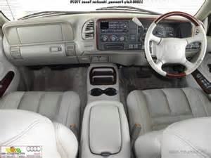 2000 Cadillac Escalade Interior 2000 Cadillac Escalade Interior Photos