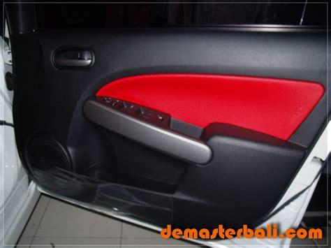 Karpet Dasar Mazda 2 demaster bali cover jok paten mobil jok kulit mobil