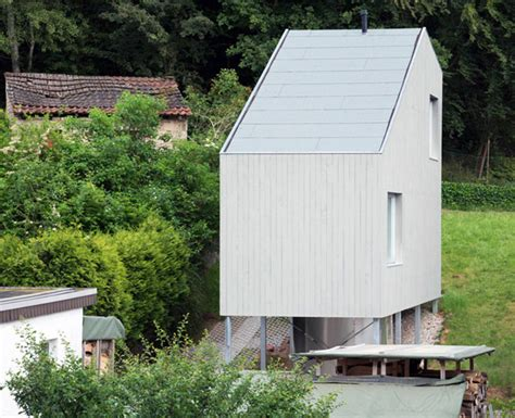 Small Homes Germany Architekturburo Scheder A Tiny Timber House On