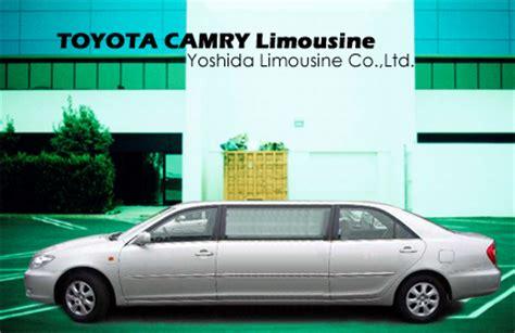 Toyota Camry Limo