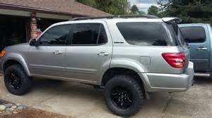 2006 toyota sequoia lifted galleryhip com the hippest
