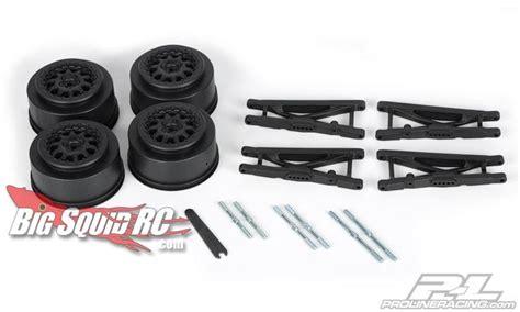 Pro Line Protrac Suspension Kit Bk Pro 2 Sc Traxxas Slash 1 10 Rc Car 1 pro line protrac kit for slash 4 215 4 official release 171 big squid rc rc car and truck news
