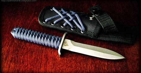 paracord knife handle wraps the complete guide from tactical to asian styles books stormdrane s some paracord work on a mini