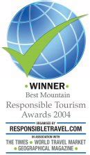Win A With The Responsible Tourism Awards by Kasbah Du Toubkal Awards And Recognition