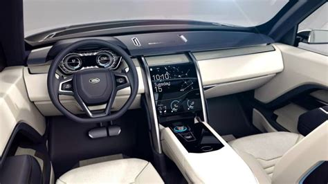 range rover concept interior 2015 new land rover discovery vision concept official