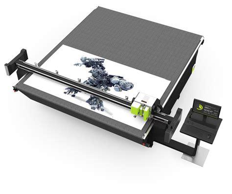 bluejet esko kongsberg finishing table kongsberg c series wide format cutter large format