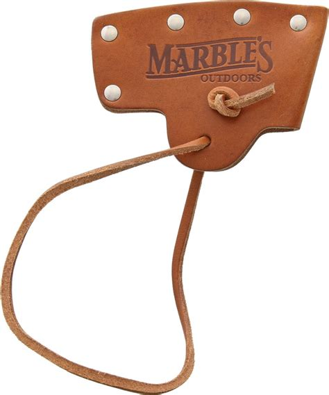 marbles belt axe marbles stainless 2lb belt axe with leather sheath
