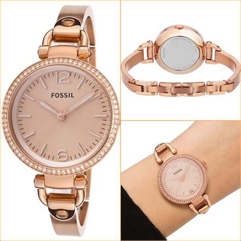 Jam Tangan Wanita Original Fossil Es3202 jam tangan original fossil es3226 katalog jam fossil wanita