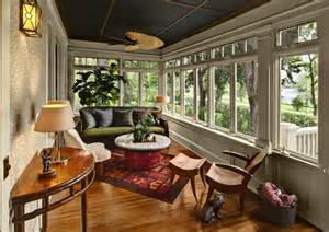 Enclosed Patio Windows Decorating 10 Impressive Sunrooms That We Need To Sip Lemonade In Now Photos Huffpost