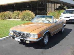 Mercedes 450sl Classifieds For 1973 Mercedes 450sl 13 Available