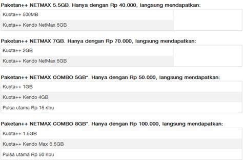 kede intetnet murah indosat 2018 harga paket internet 3 tri super murah mei 2018 gadgetren