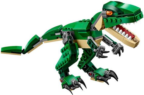 Lego 31058 Creator 3 In 1 Mighty Dinosaurs Lego Creator Winter 2017 Official Images The Brick Fan