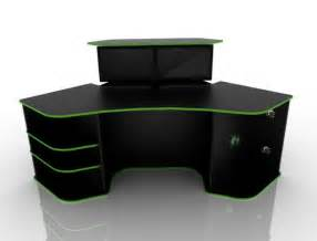 Best Gaming Desks Best Gaming Desk In 2016 Reviewed Computer Desk