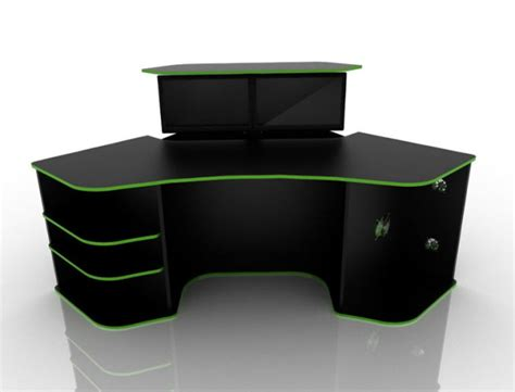 Best Gaming Desk In 2016 Reviewed Computer Desk Best Desk For Gaming