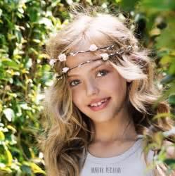 Beautiful Ls Egorova Born August 13 2006 Russian Child Model