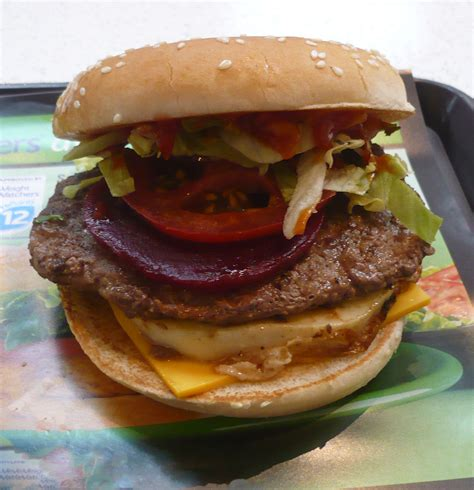 mac donald new veggie range kiwiburger wikipedia