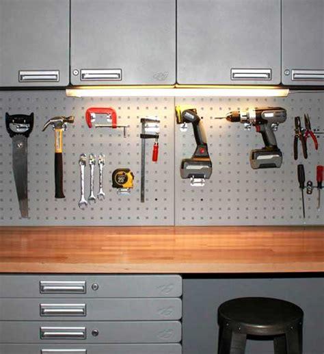 Tool Board Garage by Tool Board For Steel Cabinets In Steel Garage Cabinets