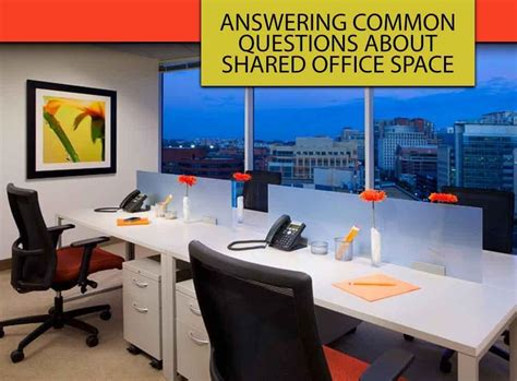 Office Space Quiz Answering Common Questions About Shared Office Space