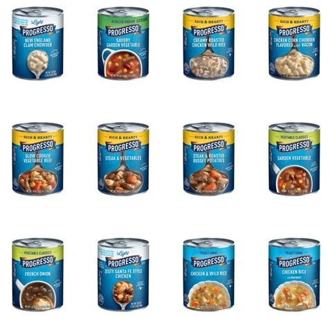Progresso Light Soup Best Gluten Free Soups And Recipes For Fall No Gluten